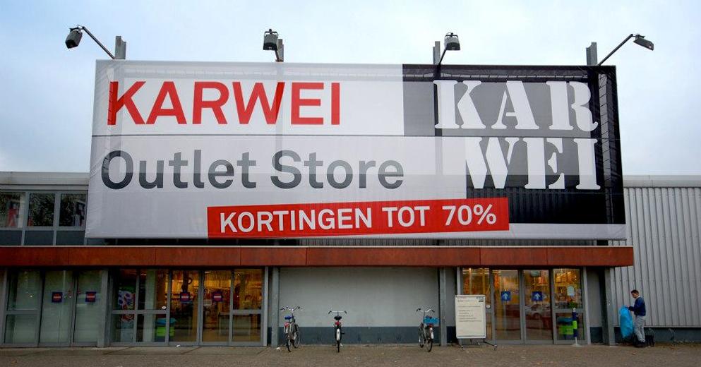 Karwei Outletstore Utrecht Overvecht Homepage